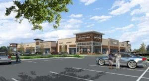 commercial real estate pr for shopping center development in NH