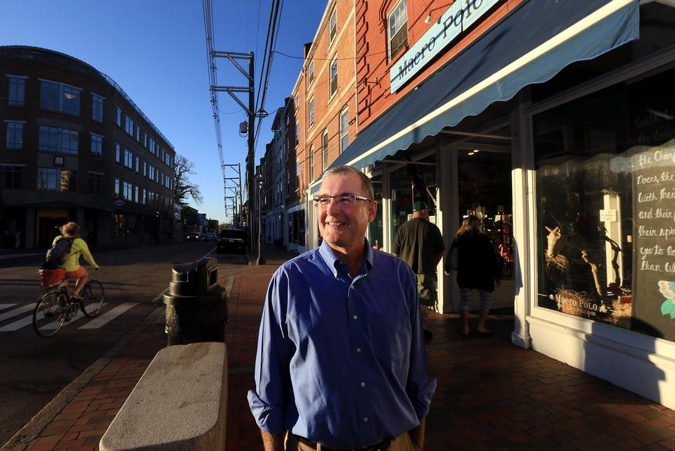Paul Young Novus Public Affairs Downtown Portsmouth NH